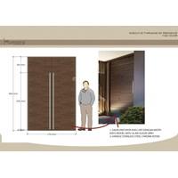 Desain Pintu Minimalis 1