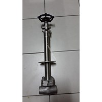 Jual Forged Steel Gate Valve 2