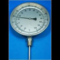 Jual Bimetallic Thermometer Dual Scale