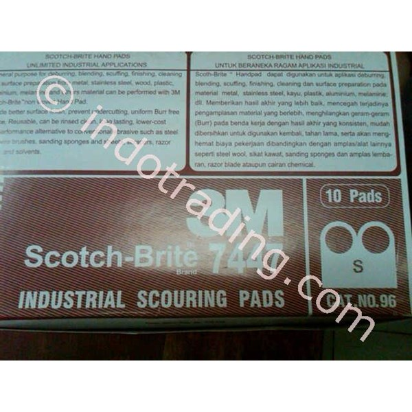 Sell Scotch Brite 3M Scouring Pads