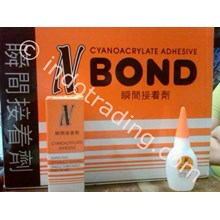 Super Glue N Bond Cyanoacrylate Adhesive