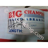 Coated Abrasive Big Champion