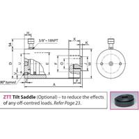 Silinder Hidrolik  Cmi Model Epower 700 Murah 5