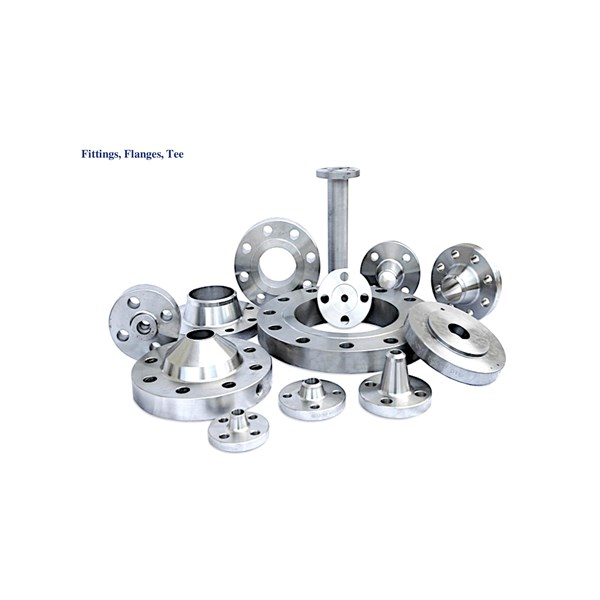 Pipa Flanges Tee