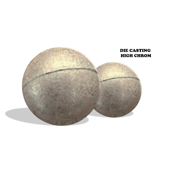 Grinding Ball High Chrome