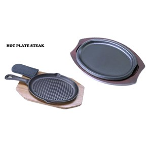 Hot Plate Steak