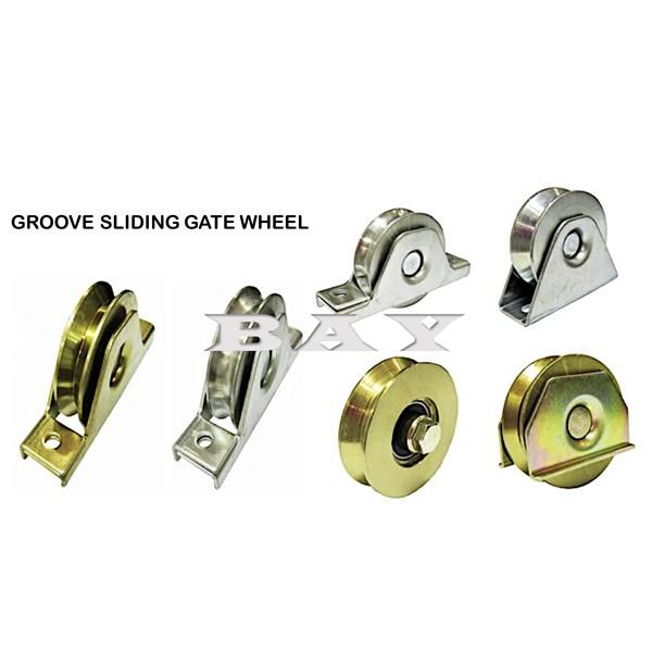 Groove Sliding Gate Wheel