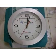 Jam Dinding Promosi Mesin Sweep