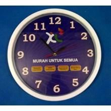 Barang Promosi Jam Dinding Diameter 31Cm