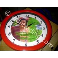Jam Dinding Promosi Diameter Luar 31 Cm Murah 5