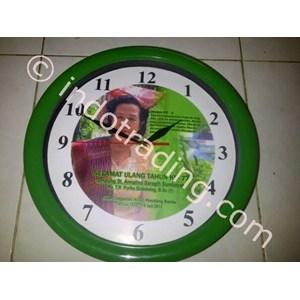 Jam Dinding Promosi Diameter Luar 31 Cm