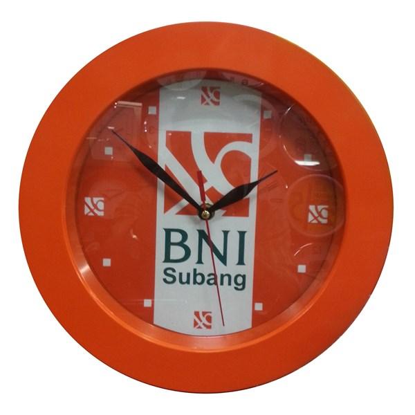 Souvenir Jam Dinding Pesanan Warna Khusus 27 Cm