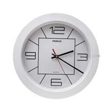 Jam Promosi Ring Putih Diameter 33 Cm
