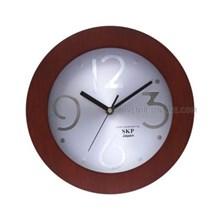 Jam Promosi Bahan Kayu Versailles Mesin Seiko 27 C
