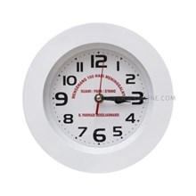 Jam Promosi Dua Fungsi Meja Dan Dinding 20.8 Cm