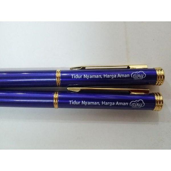 Barang Promosi Perusahaan Pen Paku Stainless 780