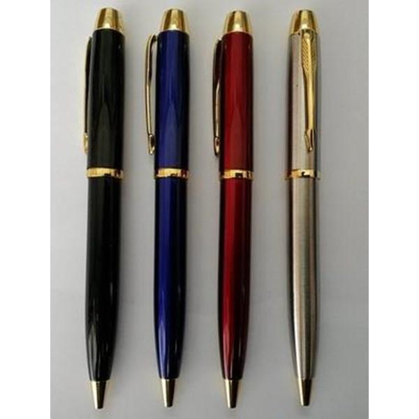 Barang Promosi Perusahaan Pen Stainless Glosy 222