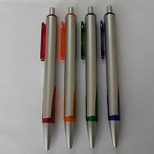 Barang Promosi Perusahaan Pulpen Plastik  Pencet 7