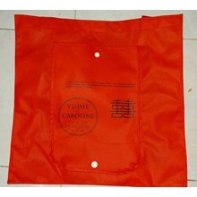 Tas Promosi Model Undangan Pernikahan Warna Merah 35 X 38 X 10 Cm