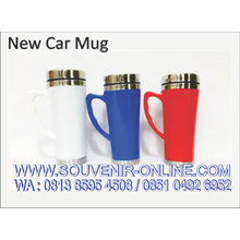 Souvenir New Car Mug 450Ml