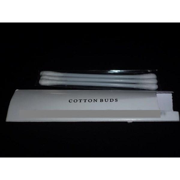 Perlengkapan Mandi Cutton Buds Cover Paper isi 3 pcs