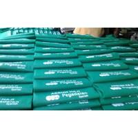 Distributor TAS PROMOSI MODEL PRESS HIJAU 35X25CM  3