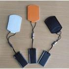 USB FLASH DISK DOMPET  KULIT HITAM PUTIH COKLAT 4 GB  2