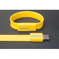 Distributor USB FLASH DISK MODEL GELANG KEPALA KOTAK  4 GB  3