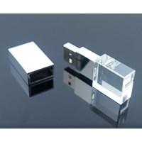 SOUVENIR USB FLASH DISK KRISTAL 4GB 1