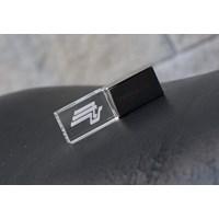 Distributor SOUVENIR USB FLASH DISK KRISTAL 4GB 3