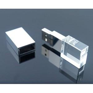 SOUVENIR USB FLASH DISK KRISTAL 4GB