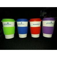 Jual Gelas Promosi Mug Raimbow Porcelain Karet 2