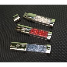 USB FLASH DISK CRYSTAL NEW 4GB