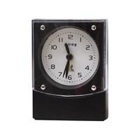 Barang Promosi Perusahaan Alarm Clock Black Plastic- Series BJ