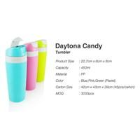Kerajinan Plastik ( Pabrik Tumbler daytona Candy 450ml