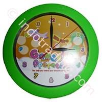 Distributor Jam Dinding Promosi Diameter Luar 25Cm  3