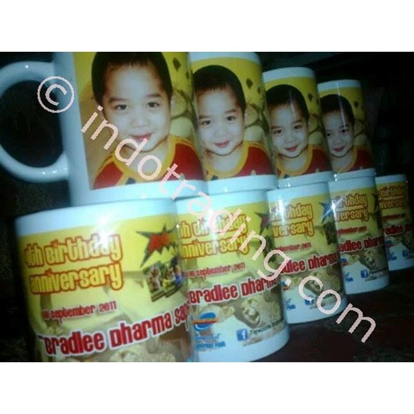 Mug Promosi  Keramik Standar Promosi