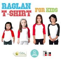 Barang Promosi Perusahaan Kaos Polos T-Shirt ANAK / KIDS COTTON COMBED 24s