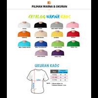 Beli  Barang Promosi Perusahaan Kaos Polos T-Shirt ANAK / KIDS COTTON COMBED 24s 4