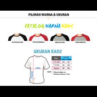 Jual  Barang Promosi Perusahaan Kaos Polos T-Shirt ANAK / KIDS COTTON COMBED 24s 2