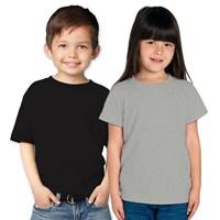 Distributor  Barang Promosi Perusahaan Kaos Polos T-Shirt ANAK / KIDS COTTON COMBED 24s 3