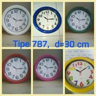 Jam Dinding Promosi 30 cm Free Ongkir Pulau Jawa 2