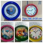 Jam Dinding Promosi 30 cm Free Ongkir Pulau Jawa 1