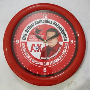 Jual Jam Dinding Souvenir Promosi 30 cm Harga Murah Jakarta oleh ... c7dcb6390d