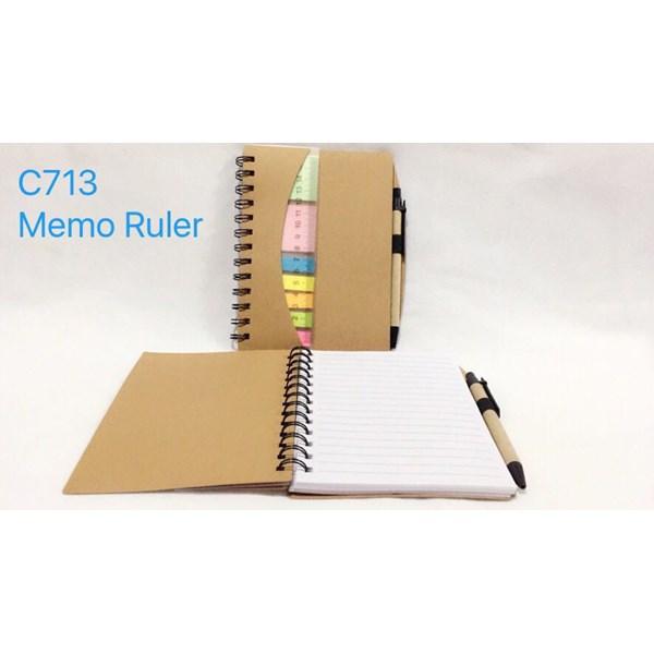 Agenda Promosi Note Book Plus Penanda Buku