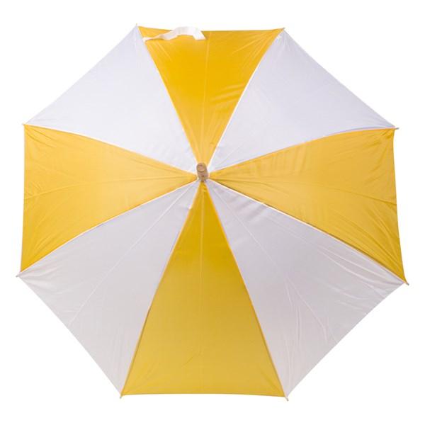 Payung Promosi Gagang Kayu