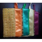 Pouch songket Resleting  5