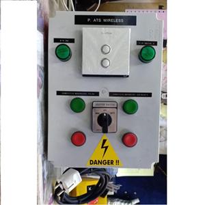 Panel Automatic Transfer Switch (ATS) Wireless