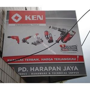 Papan Iklan - Reklame By CV. Sinergiasa