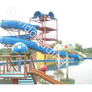 Taman Air - Water Slider By CV. Sinergiasa